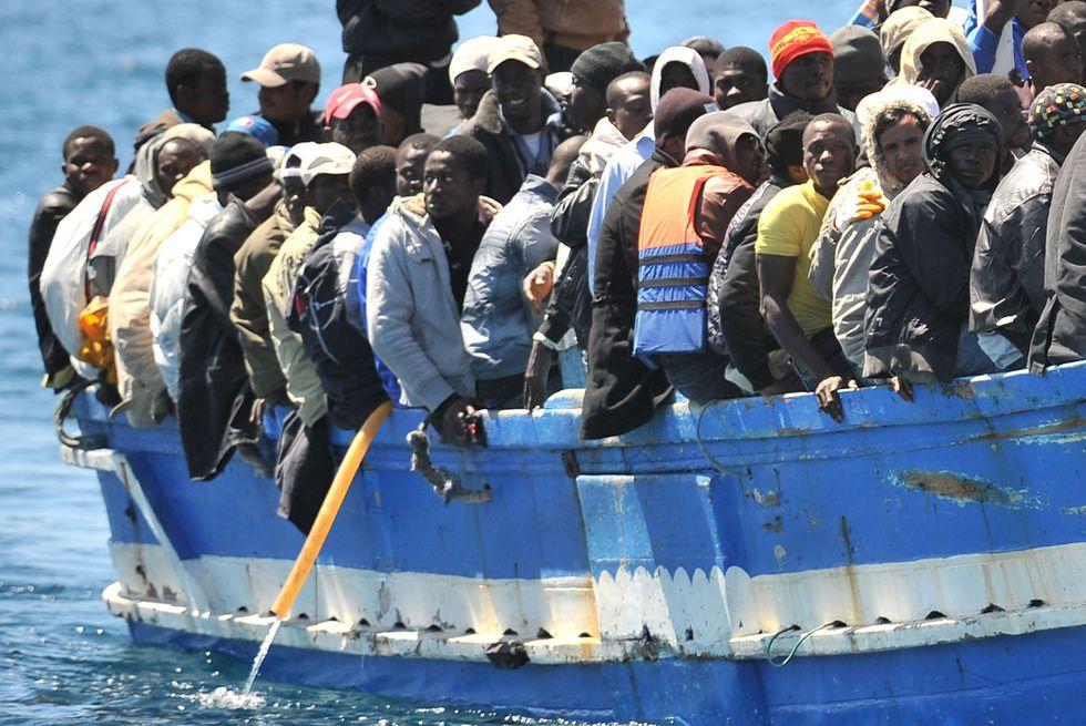 Il migrante sinonimo della fragilità occidentale