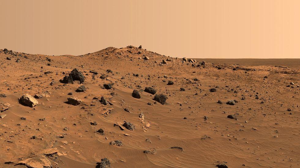 Su Marte scorre l'acqua