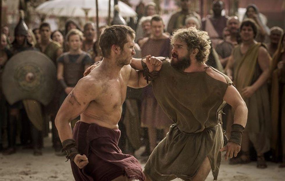 Troy: la caduta di Troia. Foto, video e cose da sapere sulla serie di Netflix
