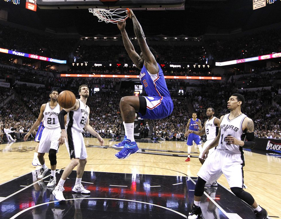 Nba playoff, Spurs-Clippers sul 2-2 - Video