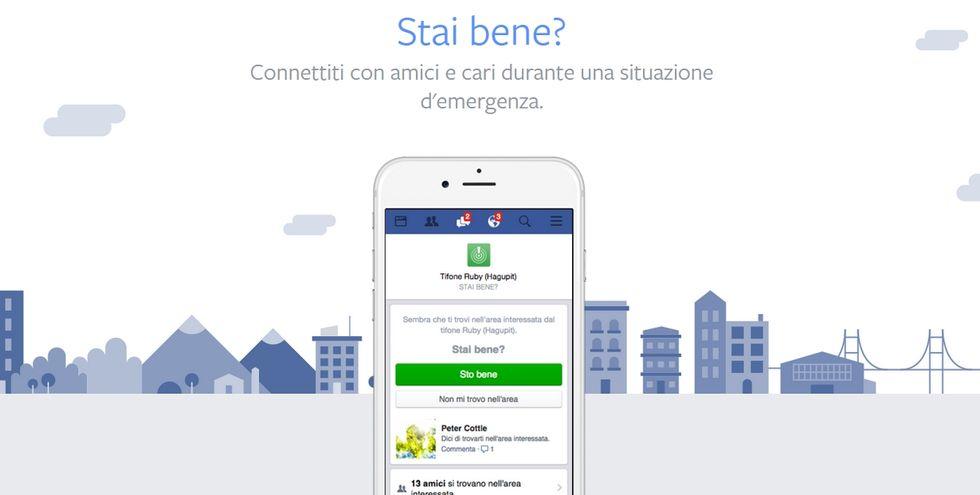 Nepal, ecco come funziona il tool di Facebook per le vittime del terremoto