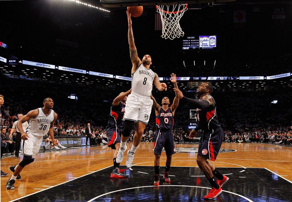 Nba: 35 punti di Williams, Brooklyn pareggia la serie con Atlanta