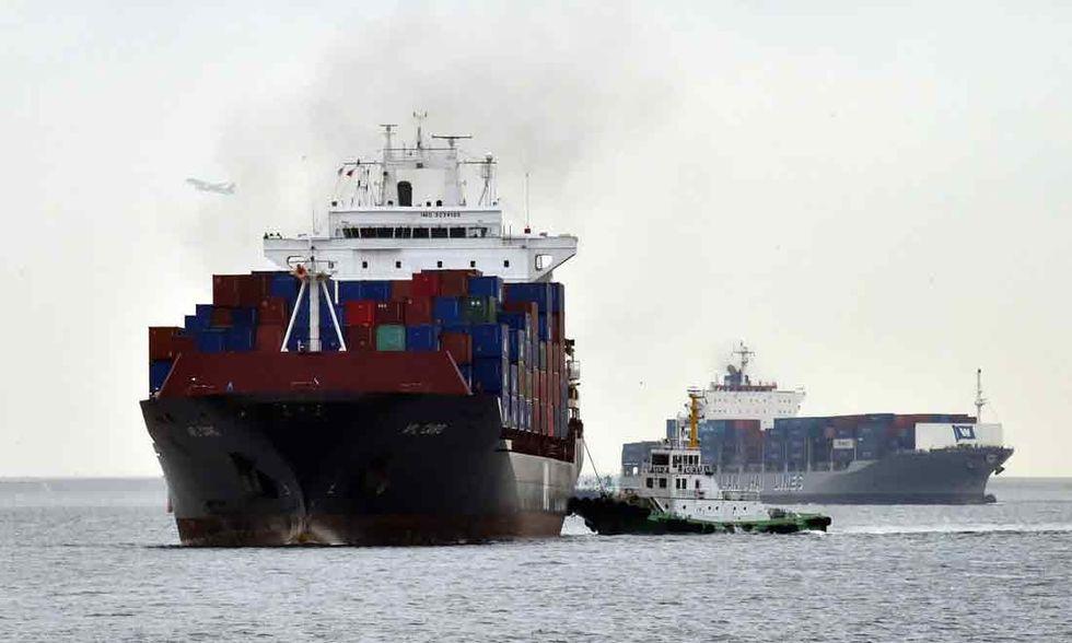 Il giallo del sequestro del cargo Usa nel golfo Persico