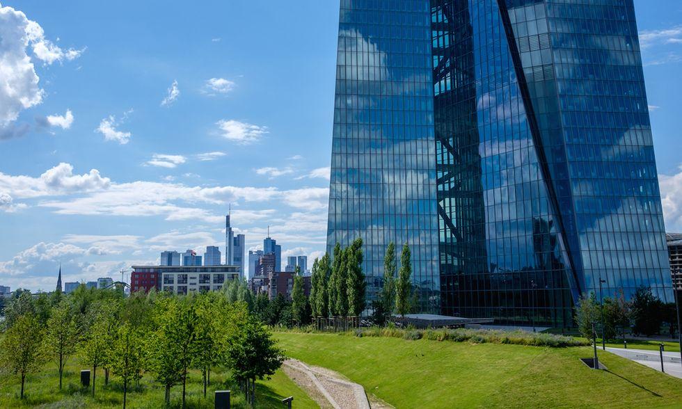 BCE Frankfurt European Central Bank
