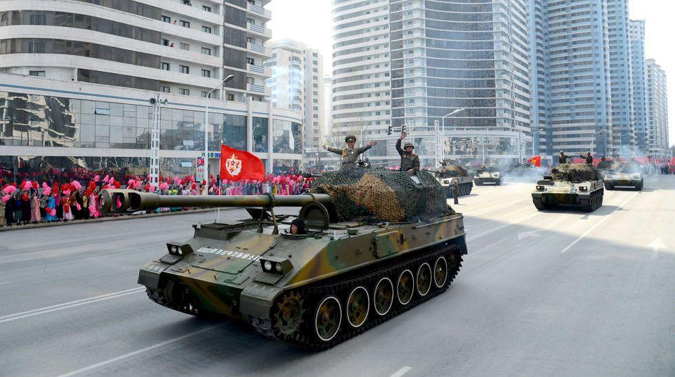 Corea-nord