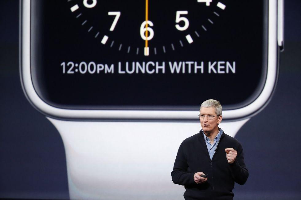 Apple, utili e fatturato da record