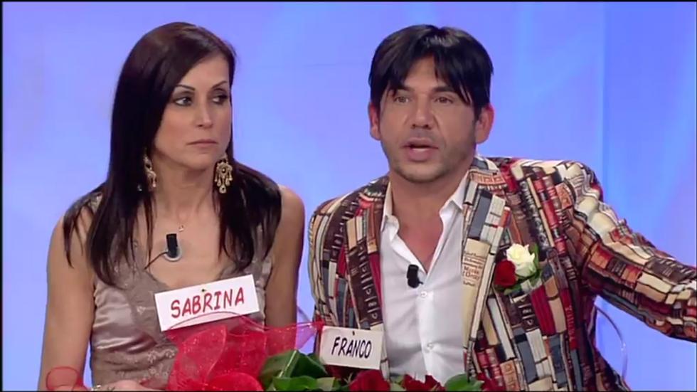 Uomini e Donne: Franco e Sabrina si sono fidanzati