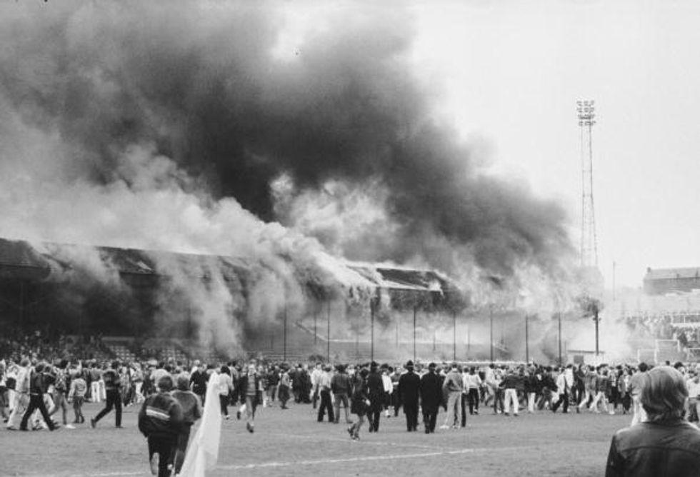 Bradford, la tragedia che imbarazza l'Inghilterra: non fu fatalità
