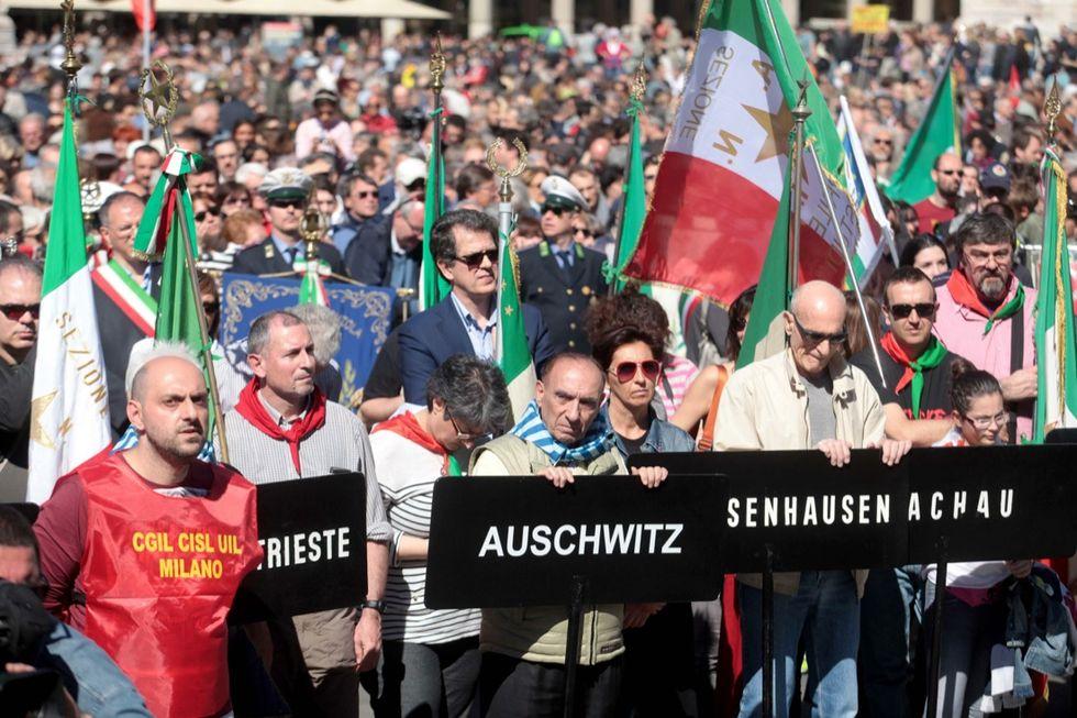 25 Aprile-liberazione