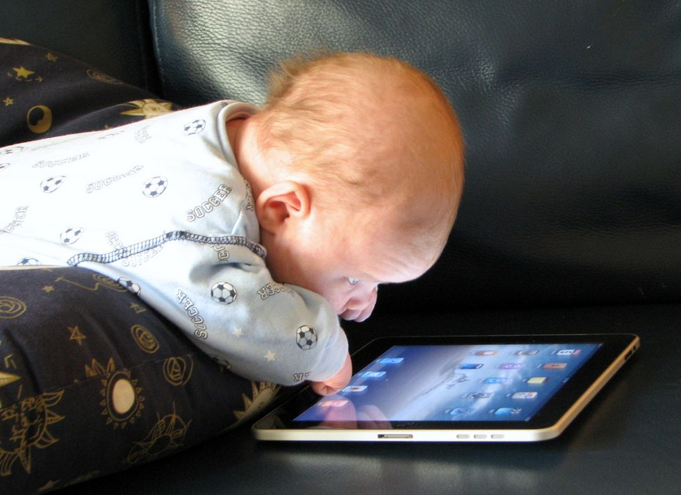Ecco perché i bambini non dovrebbero avere uno smartphone (o un tablet)