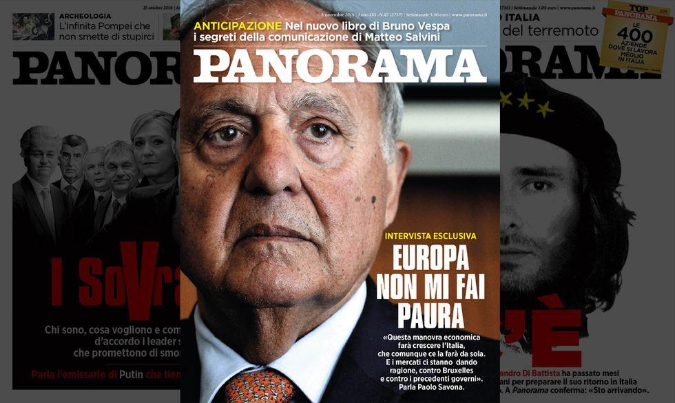 copertina Panorama La verità