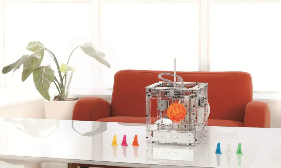 Idbox, la stampante 3D che costruisci da solo