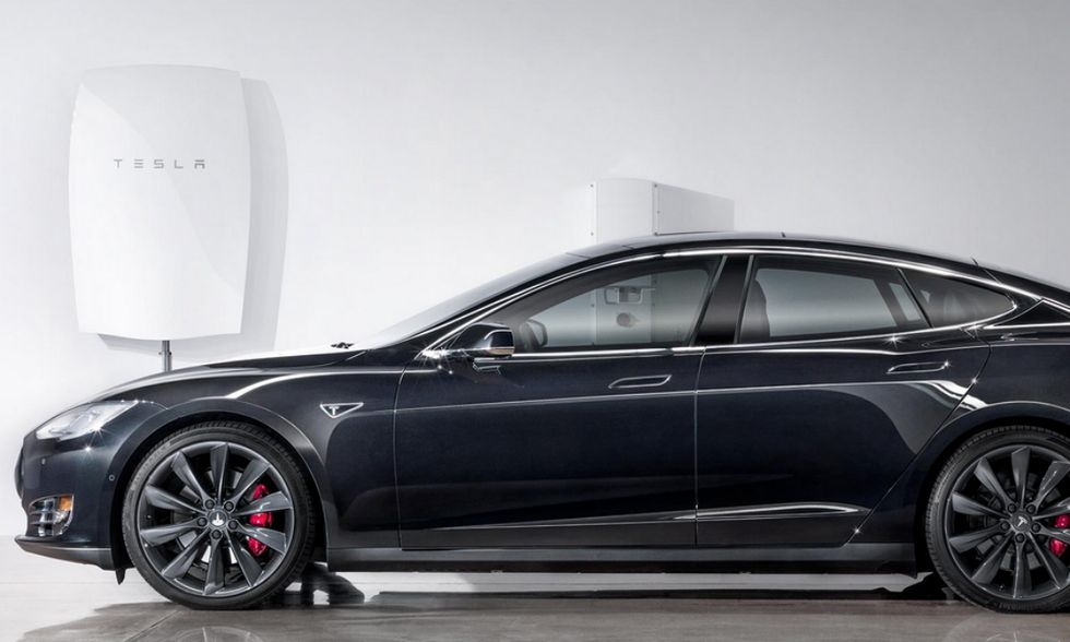Powerwall, la batteria che porta Tesla in casa