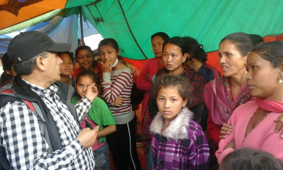 Nepal, riflessioni sul terremoto