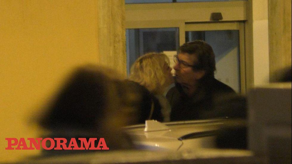 bacio sangalli segretaria Rivolta