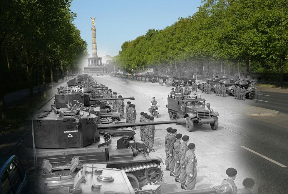 Maggio 1945-2015. Berlino 70 anni dopo