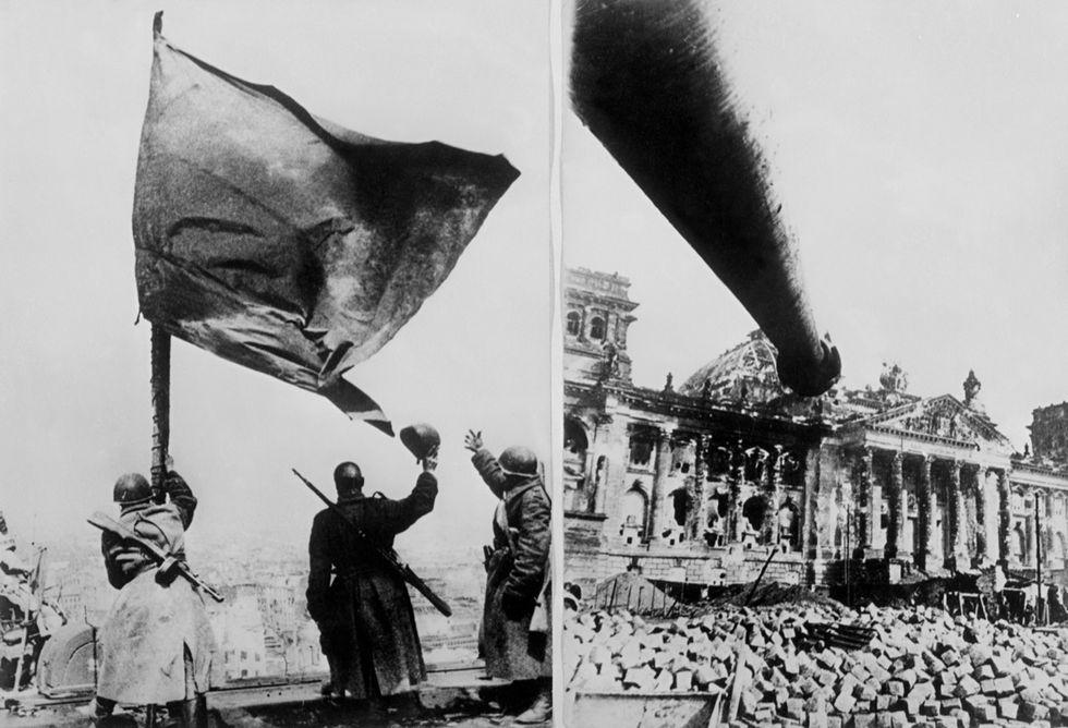 La caduta di Berlino: maggio 1945