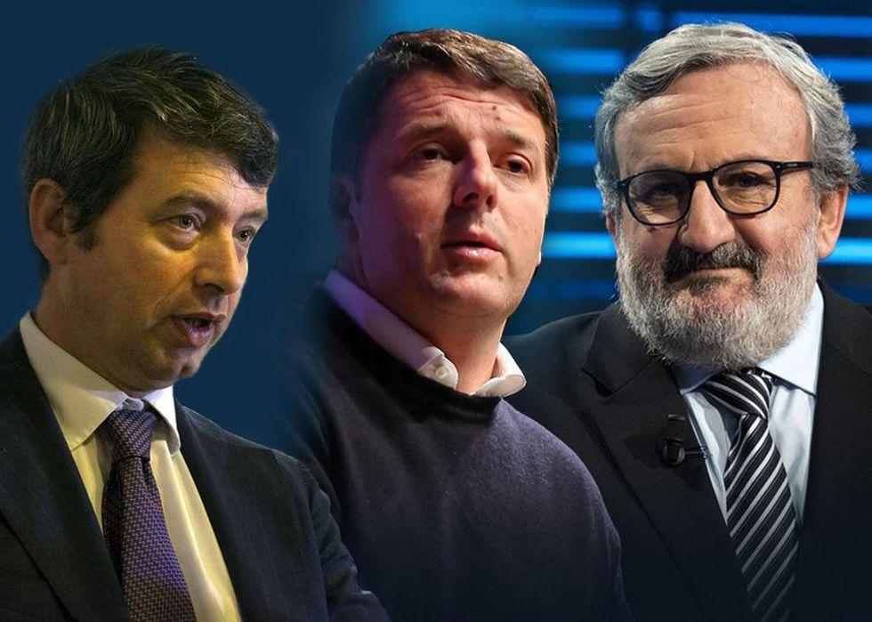 Renzi, Orlando, Emiliano: che primarie Pd saranno