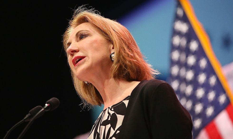 Carly Fiorina contro Hillary: una donna per i repubblicani