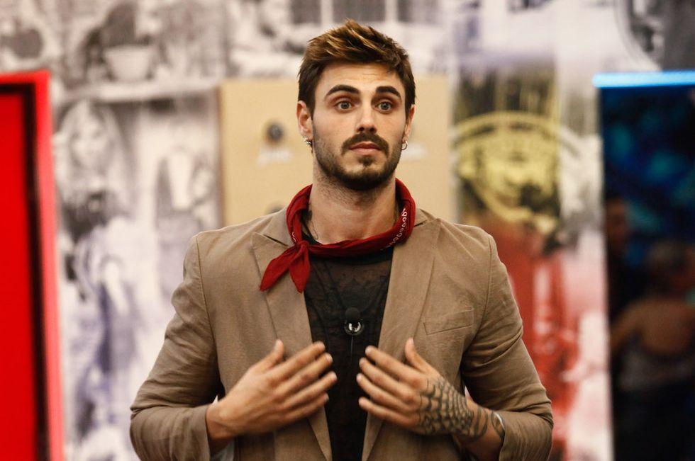 Grande Fratello Vip 3 Francesco Monte