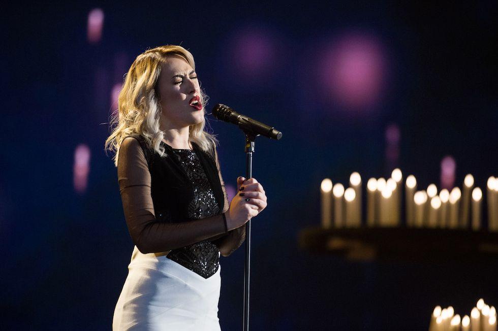 Naomi X Factor 12