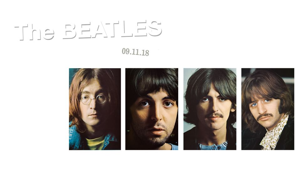 "Beatles: l'avanguardia di massa del ""White Album"" compie 50 anni"