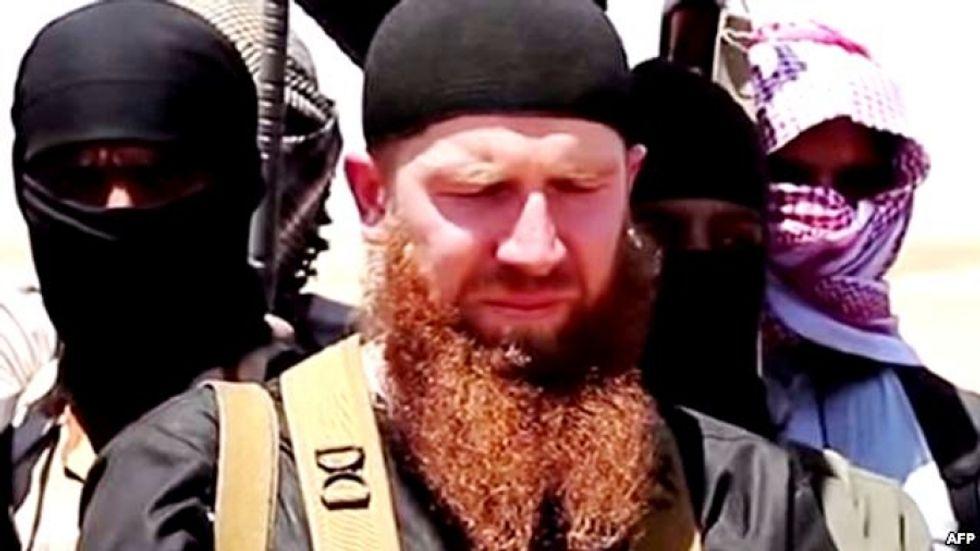 La (presunta) morte di al-Shishani, comandante georgiano dell'Isis