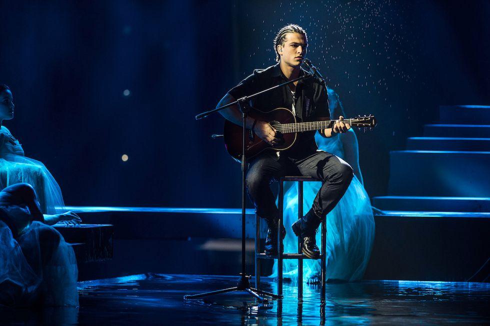 Leo Gassmann X Factor 12