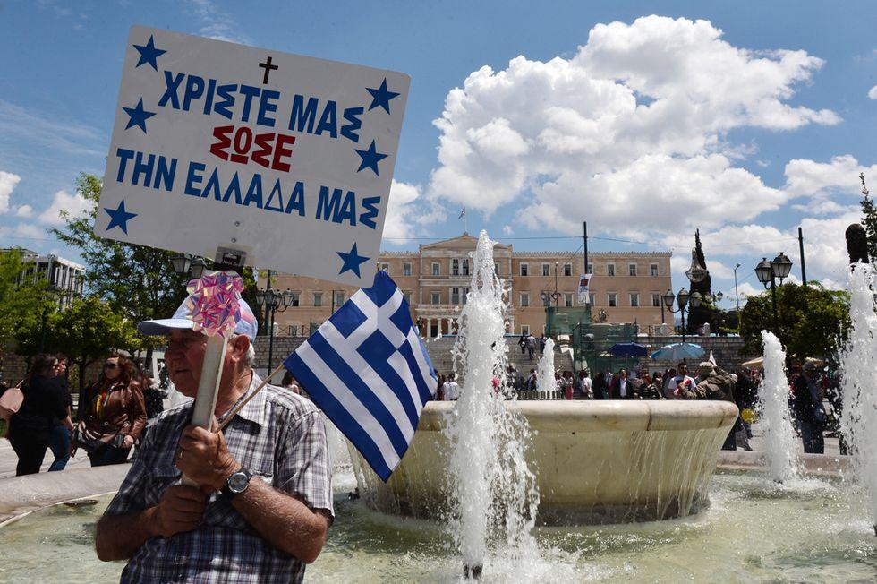 grecia crisi debito