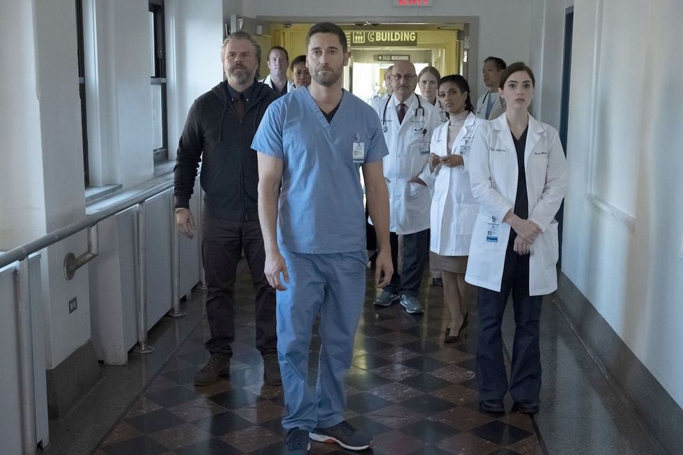 New Amsterdam Canale 5