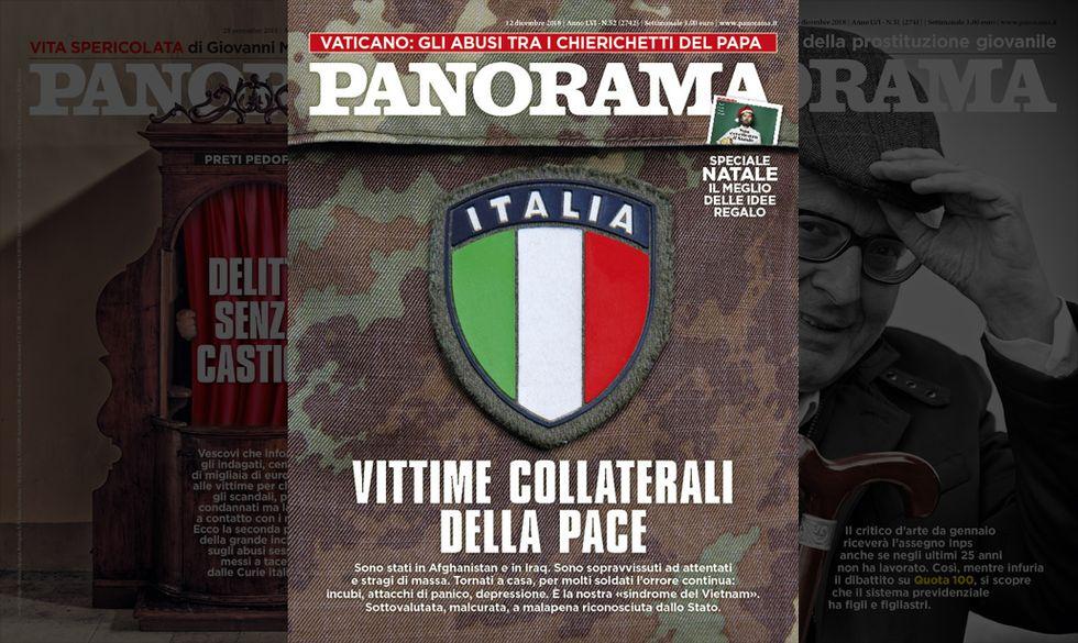 copertina panorama edicola 12 dicembre