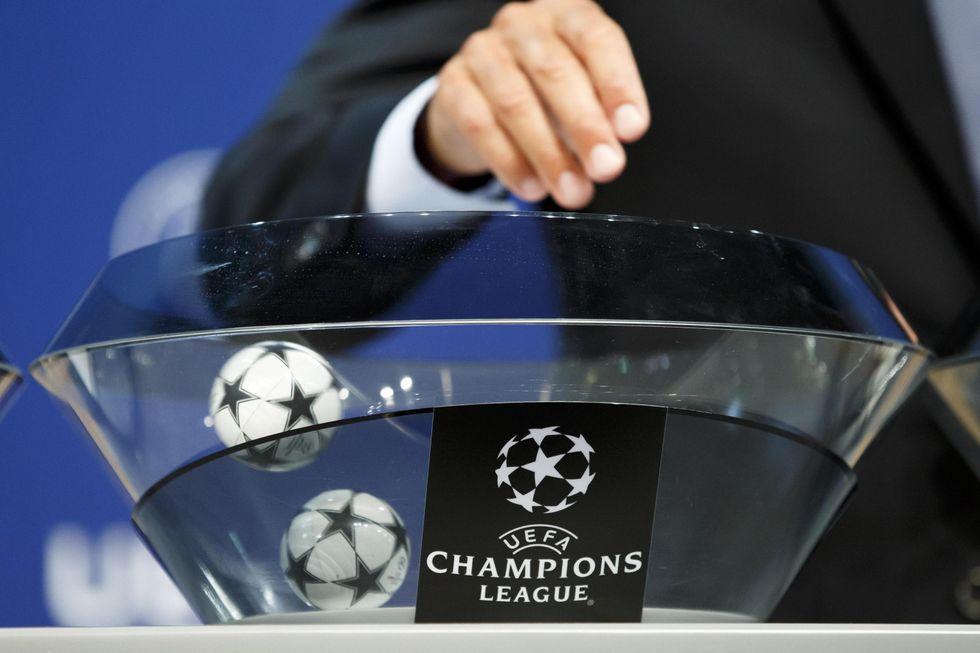 champions league sorteggio juventus roma avversarie possibili