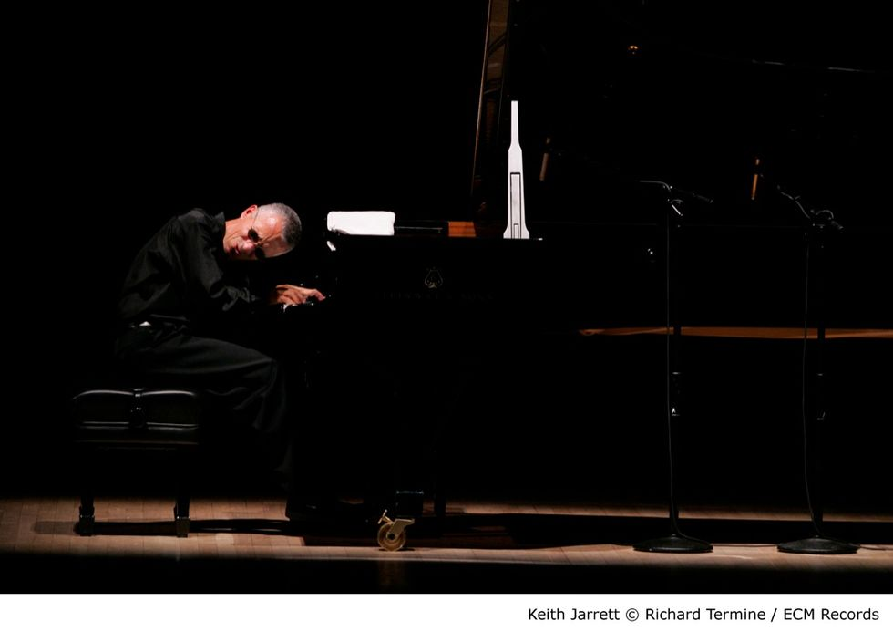 Keith Jarrett: 70 anni e 88 tasti
