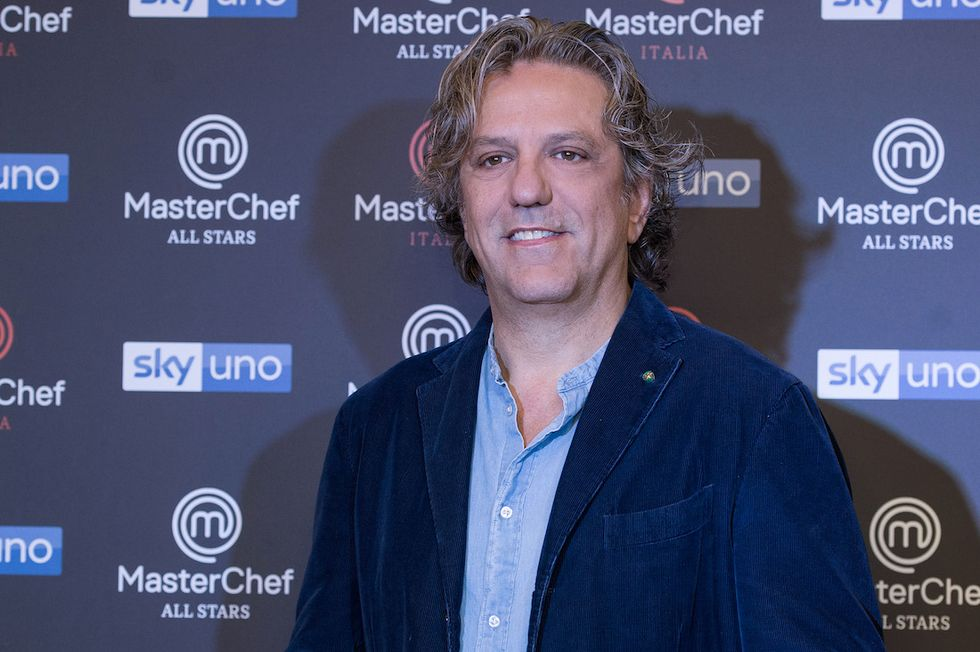 Giorgio Locatelli Masterchef 8