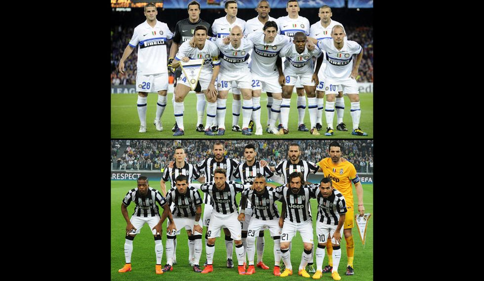 Champions: questa Juventus come l'Inter del Triplete