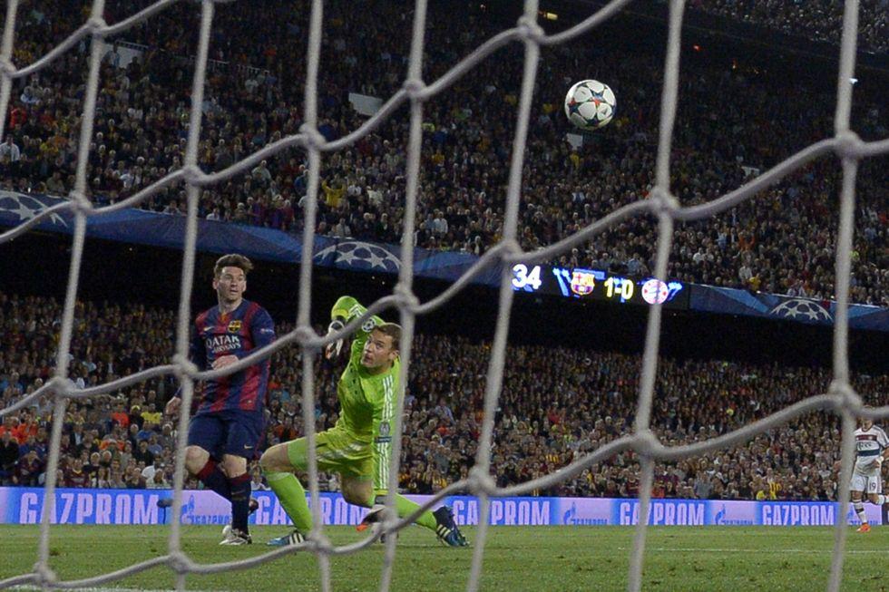 """Bonito Oliva: """"Il goal di Messi è un capolavoro alla Andy Warhol"""""""