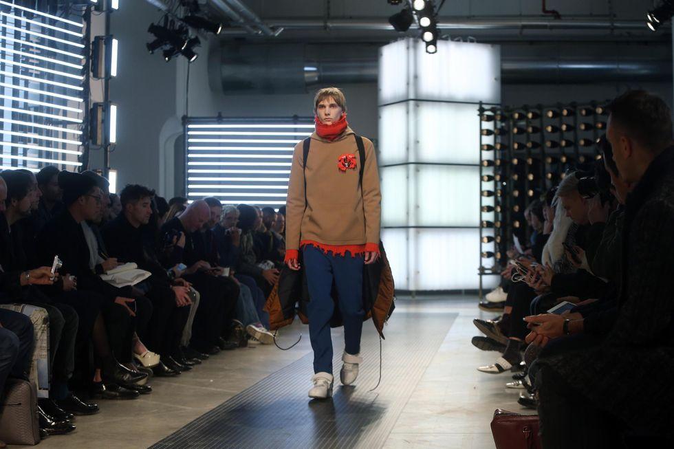 Moda sfilata MSGM