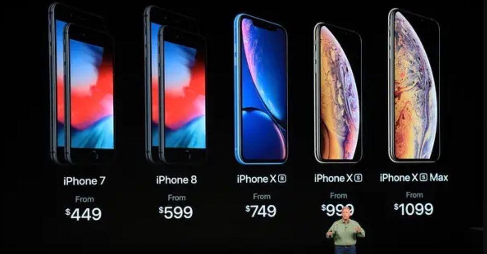 iphone prezzi