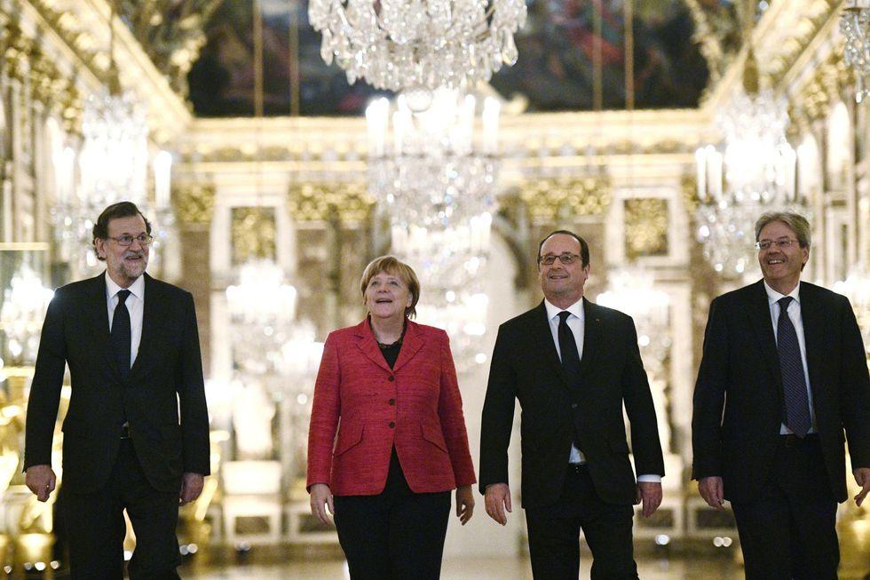 """Una """"nuova"""" Europa a più velocità"""