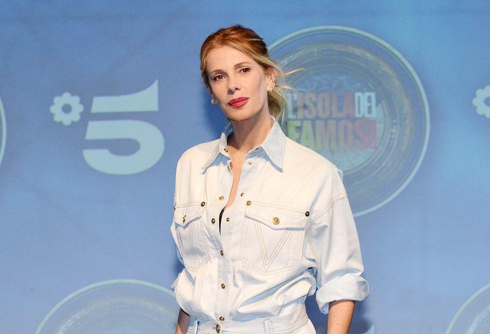 Alessia Marcuzzi Isola dei Famosi 2019