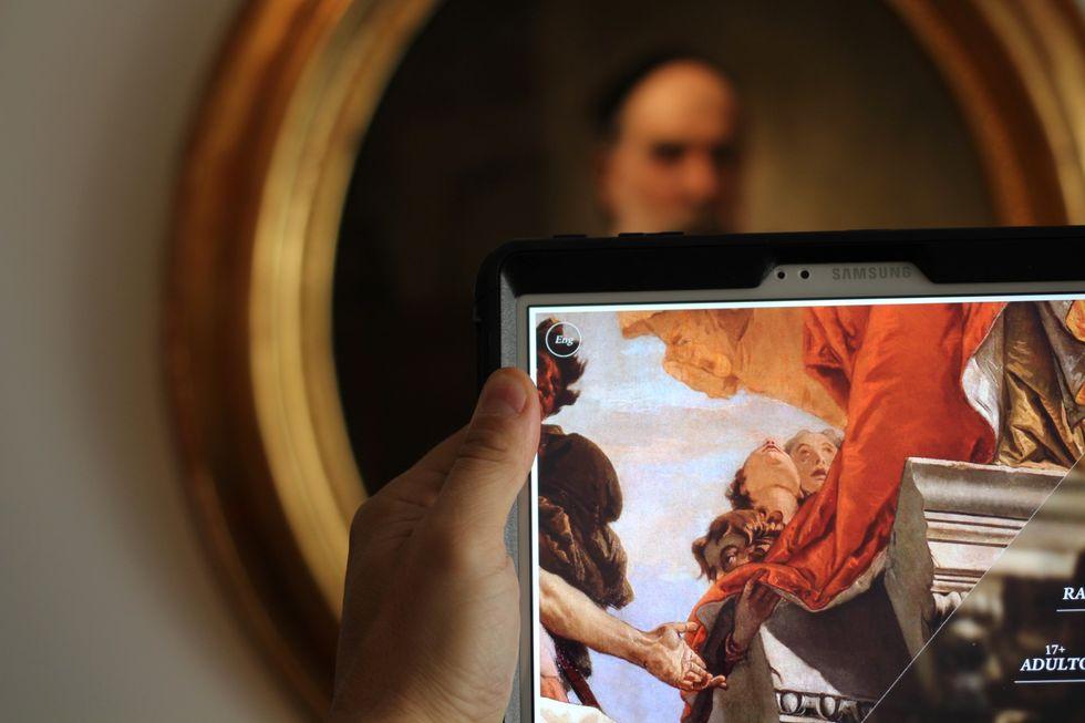 Così la tecnologia sta cambiando il modo di visitare i musei
