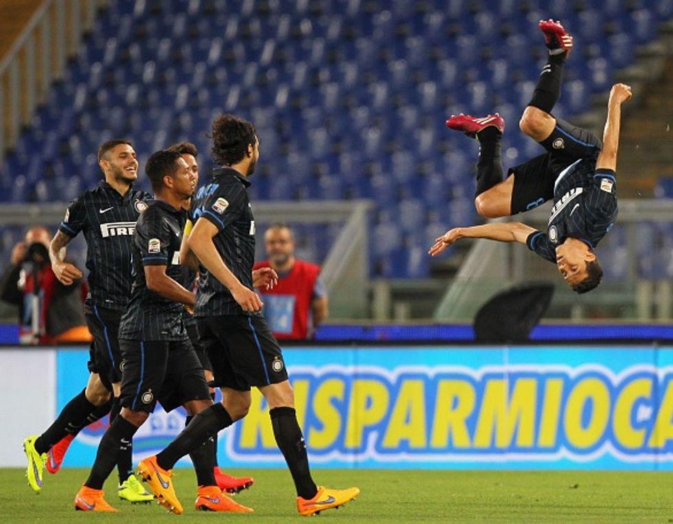 Scatto Inter, Samp e Fiorentina. Veleni sul Parma, le romane frenano insieme