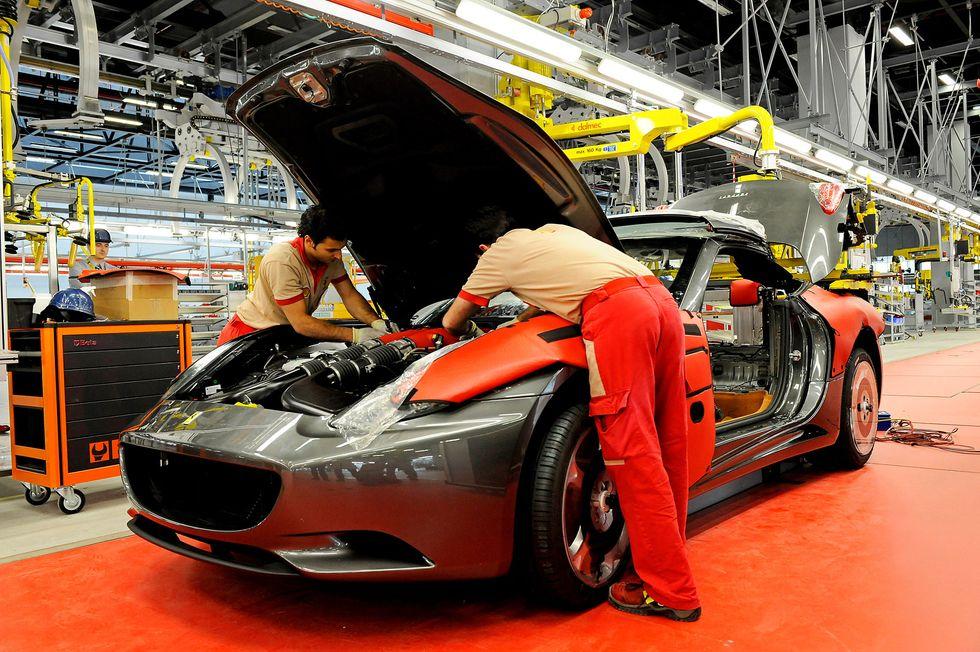 Ferrari-azienda