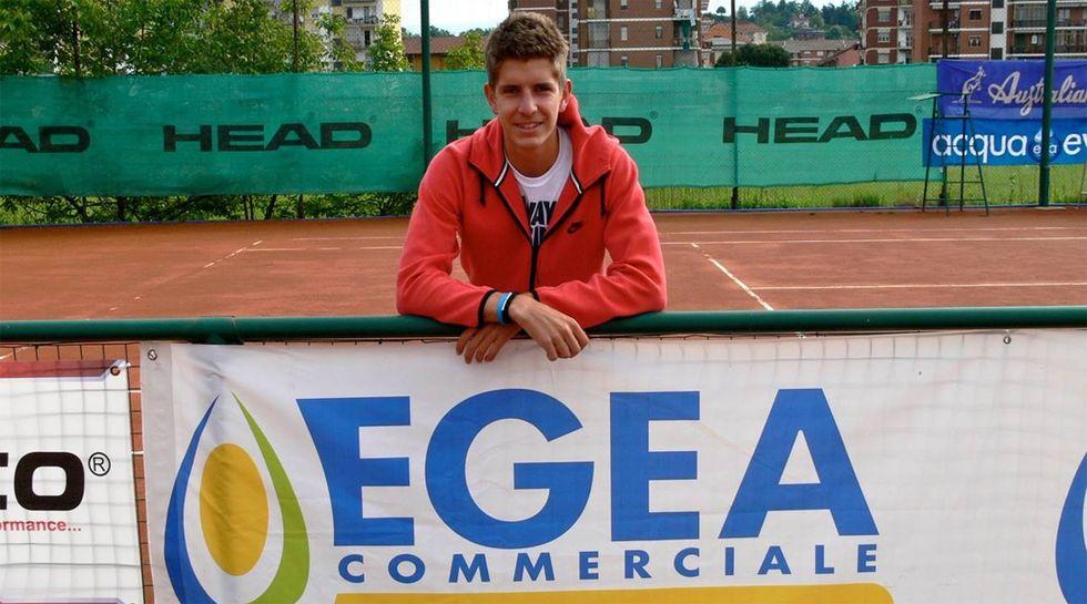 Matteo Donati: il volto nuovo del tennis italiano