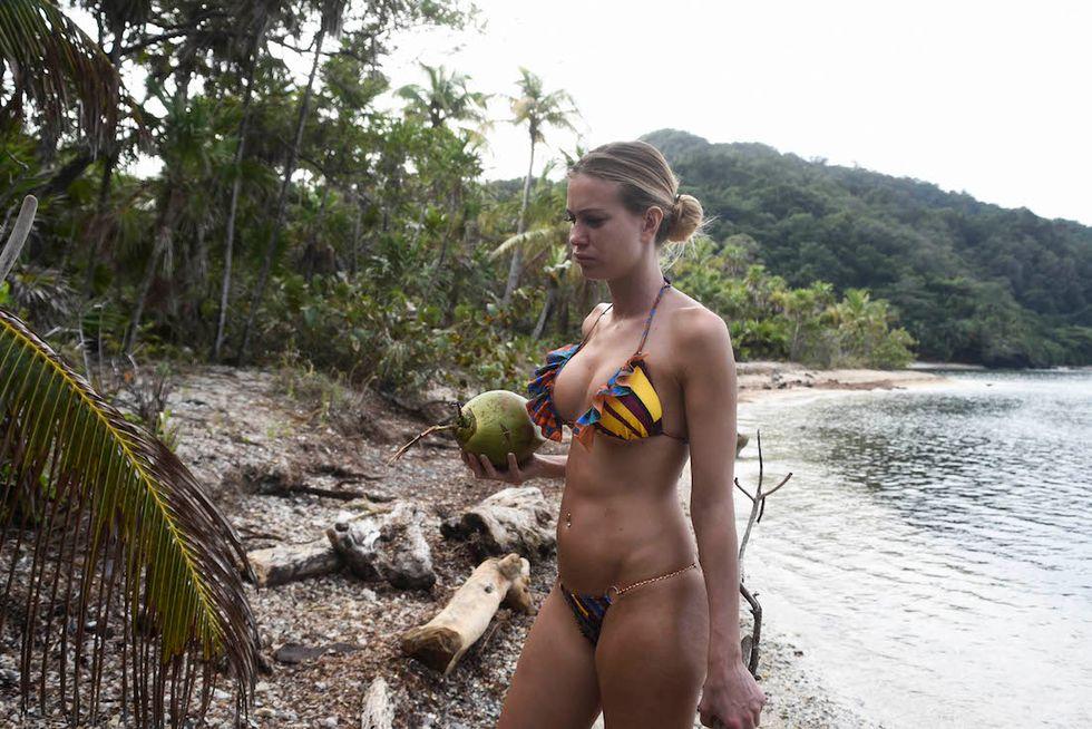 Isola dei Famosi 2019 Taylor Mega
