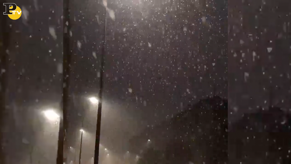 Neve MIlano video