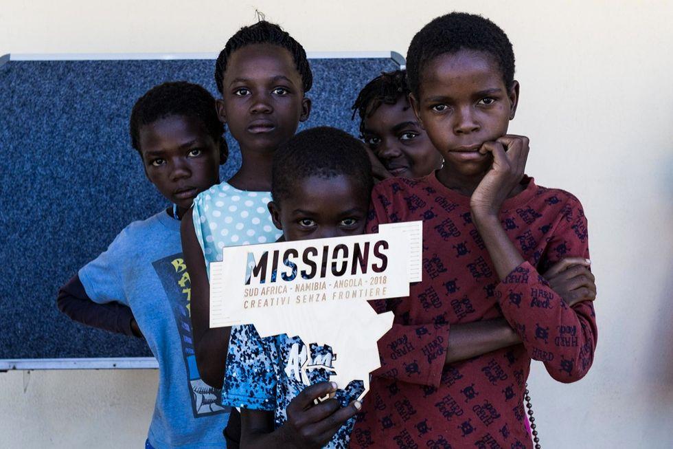 Missions – In missione per le missioni