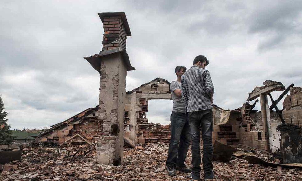 Balcani: Polveriera macedone