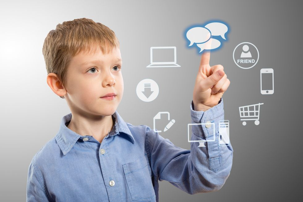 Internet dei bambini: le indagini del Garante per la privacy