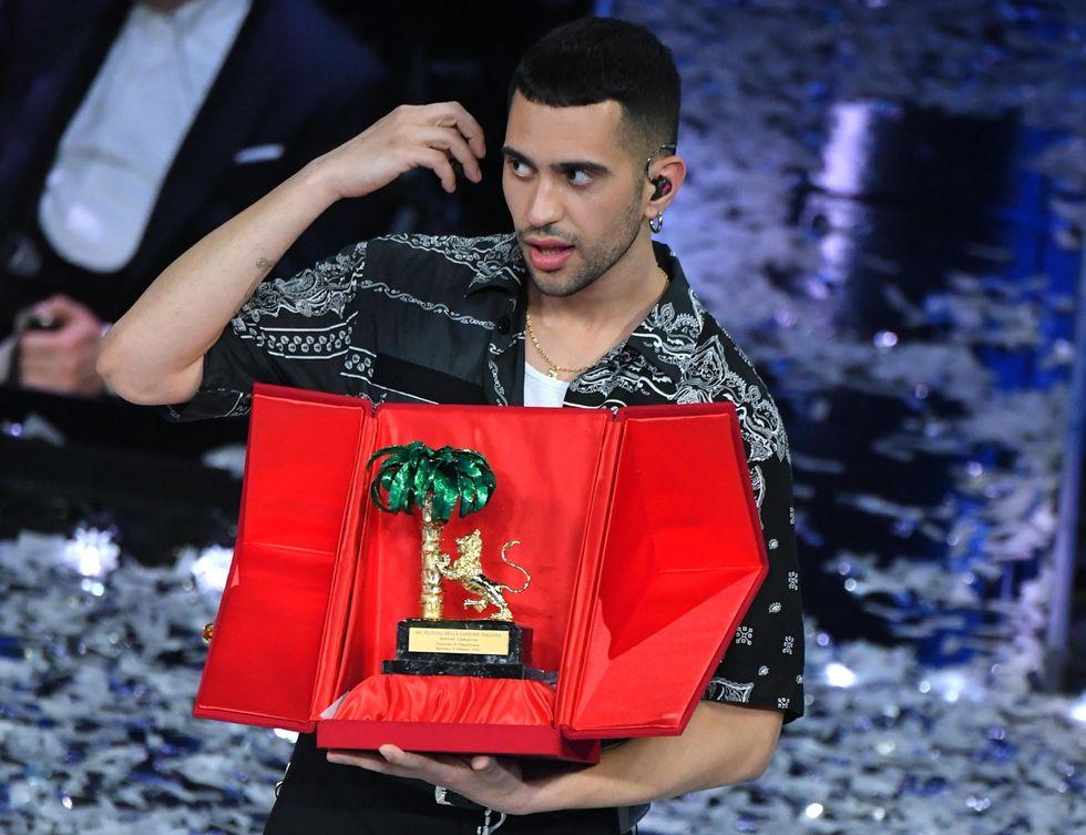 Sanremo 2019: vince a sorpresa Mahmood